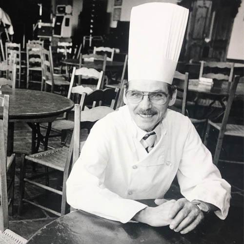 Photo de l'auteur Maurice Cécilien